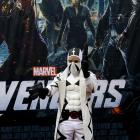 Fantomex cosplayer at Wondercon 2012