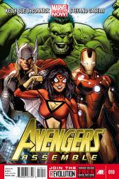 Avengers Assemble #10 