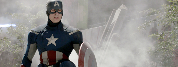 Captain America Sequel Hits Theaters in 2014
