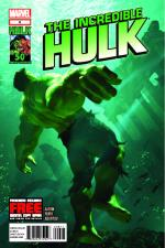Incredible Hulk #9 cover