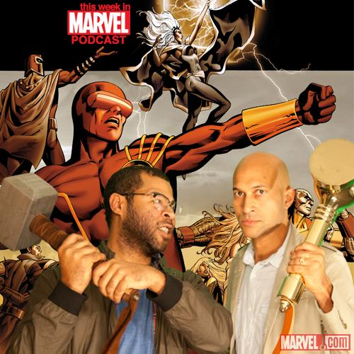 This Week in Marvel #49.5 - Key & Peele