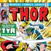 Thor (1966) #312 Cover