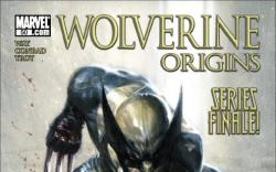 WOLVERINE ORIGINS #50 cover by Gabriele Dell'Otto