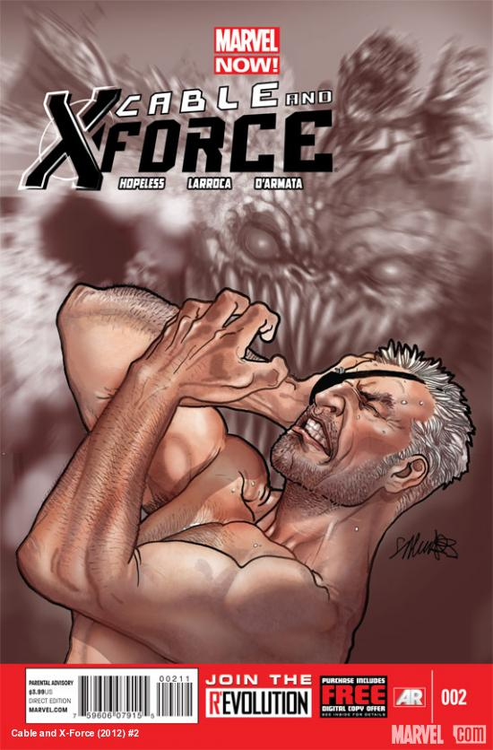 Cable And X-Force #2