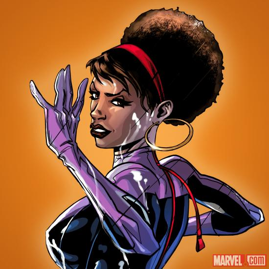 Misty Knight Master