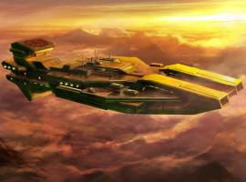 The HYDRA Terror Carrier in Marvel War of Heroes