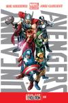 Uncanny Avengers (2012) #1