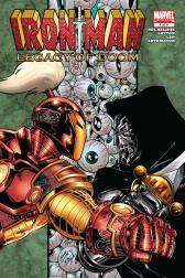 Iron Man: Legacy of Doom #4