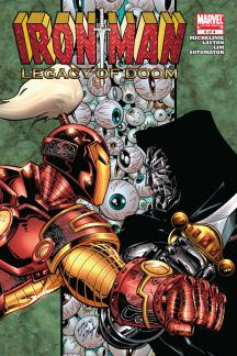 Iron Man: Legacy of Doom (2008) #4
