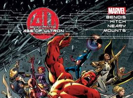 AGE OF ULTRON 5 2ND PRINTING VARIANT (WITH DIGITAL CODE)