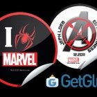 New York Comic Con 2011: GetGlue Digital Stickers