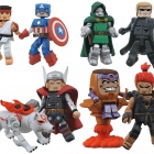 New Marvel vs. Capcom 3 Minimates This Spring