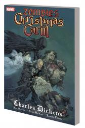 Marvel Zombies Christmas Carol (Trade Paperback)