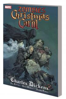 Marvel Zombies Christmas Carol #0