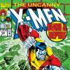 Uncanny X-Men (1963) #293 Cover