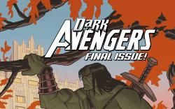 DARK AVENGERS 190