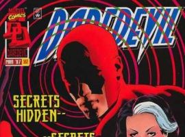 Daredevil #362 cover