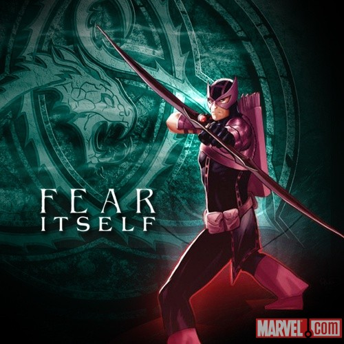 Fear Files: Hawkeye