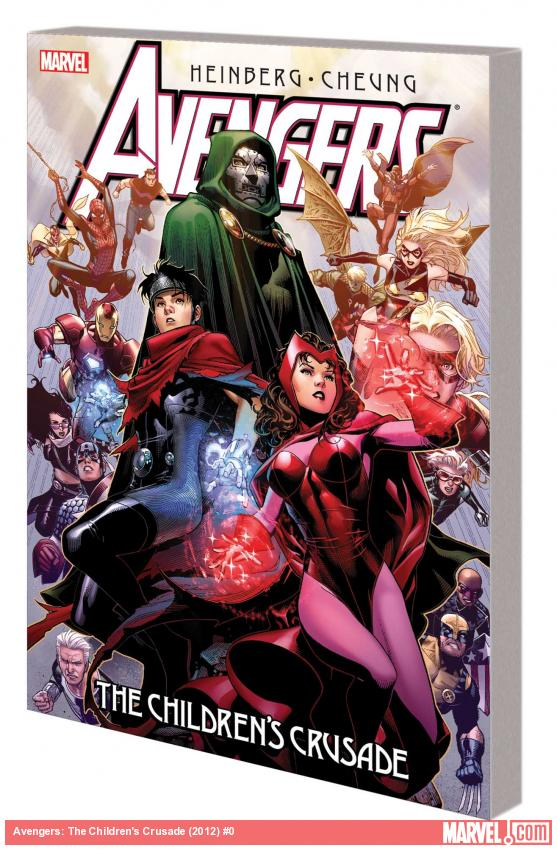 AVENGERS: THE CHILDREN'S CRUSADE TPB
