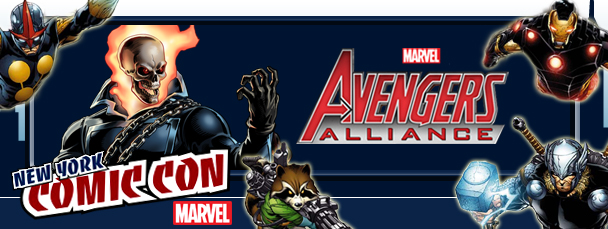 NYCC: Avengers Alliance