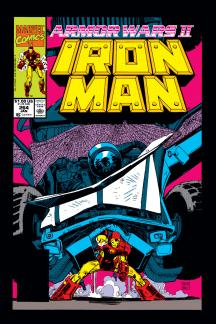 Iron Man (1968) #264