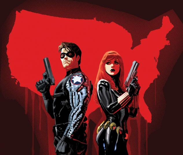 Winter Soldier #14 Cover