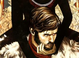 Once Upon a Time Graphic Novel Cover Unveiled