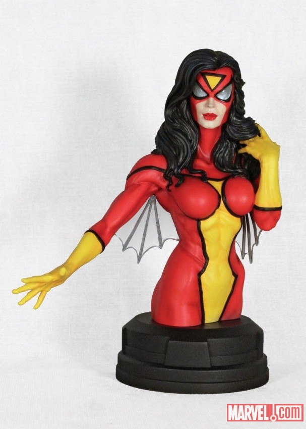 Spider-Woman mini bust by Gentle Giant Ltd