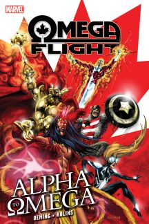 Omega Flight: Alpha to Omega (Trade Paperback)