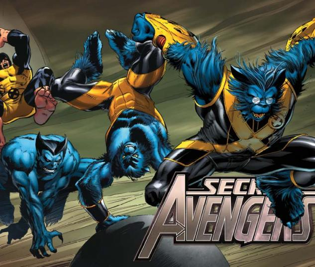 Secret Avengers #13 variant cover by Lee Weeks