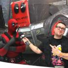 Deadpool Talks the Deadpool Game at SDCC 2012