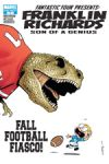 Franklin Richards: Fall Football Fiasco! (2007)