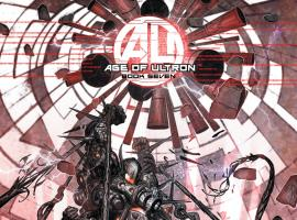 AGE OF ULTRON 7 ULTRON VARIANT (1 FOR 25, WITH DIGITAL CODE)