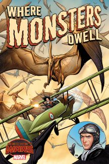 Where Monsters Dwell (2015) #1