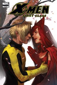 X-Men: First Class (2006) #7