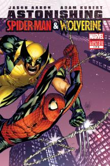 Astonishing Spider-Man/Wolverine (2010) #1