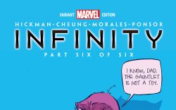 INFINITY 6 YOUNG VARIANT (WITH DIGITAL CODE)