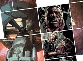 Find out who shot the Watcher in Original Sin #6
