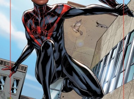 Ultimate Comics Spider-Man #1 Breaks Record