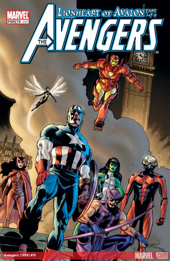 Avengers (1998) #79