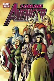 I Am an Avenger (2010) #5