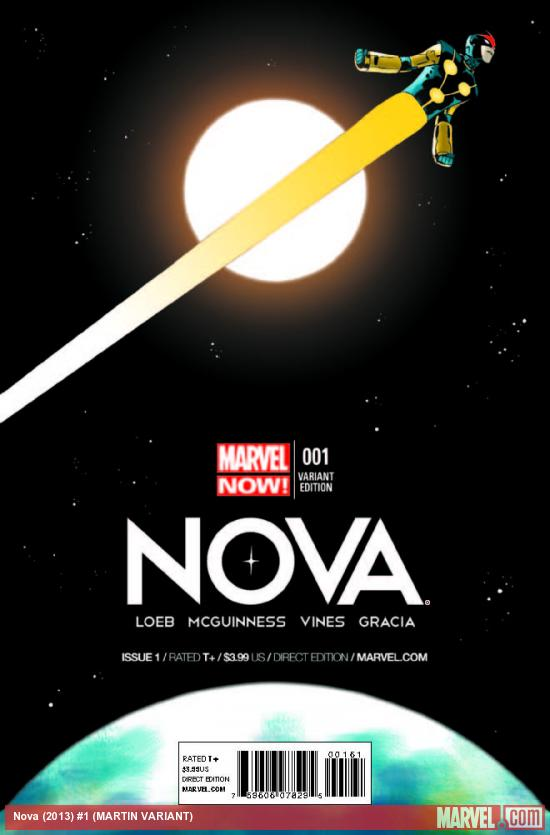 NOVA 1 MARTIN VARIANT