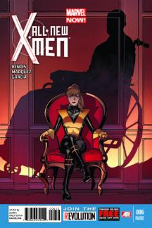 All-New X-Men (2012) #6 (2nd Printing Variant)