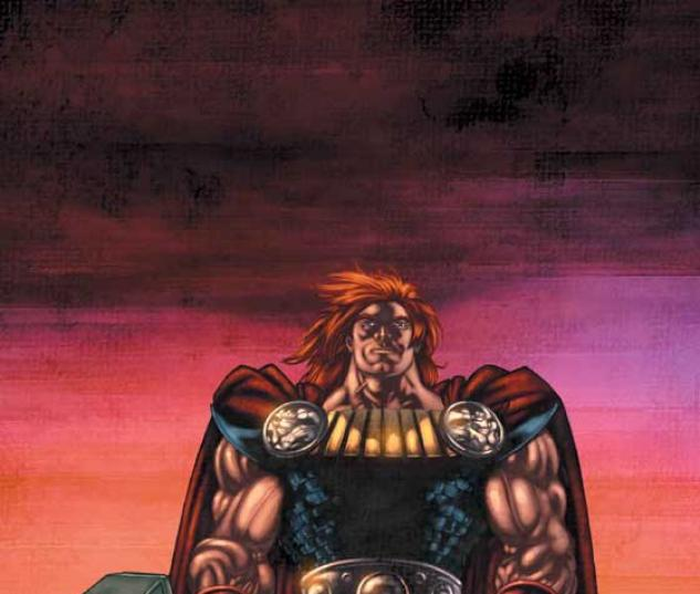 THOR (2003) #72 COVER