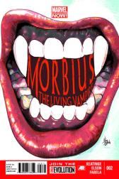 Morbius: The Living Vampire #2