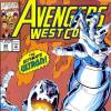 Avengers West Coast #89 cover