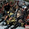 Image Featuring The Winter Soldier, Mockingbird, Avengers, Luke Cage, Spider-Woman (Jessica Drew), Spider-Man, Wolverine