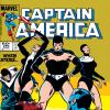 Captain America (1968) #295 Cover