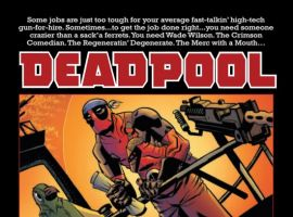 DEADPOOL #14, intro page