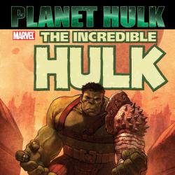 HULK: PLANET HULK #0